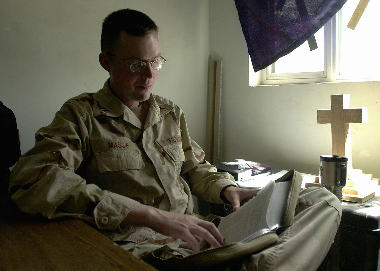 United States military chaplain