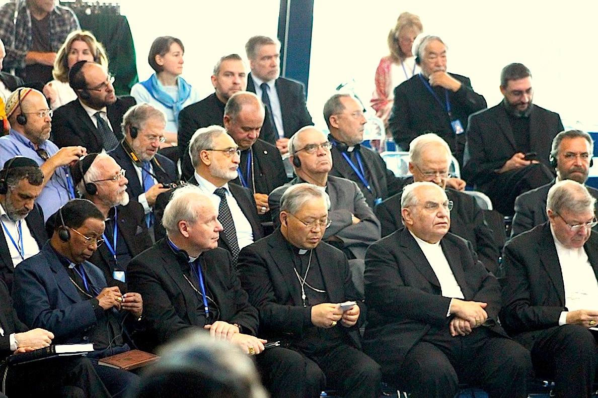 International meeting between rabbis