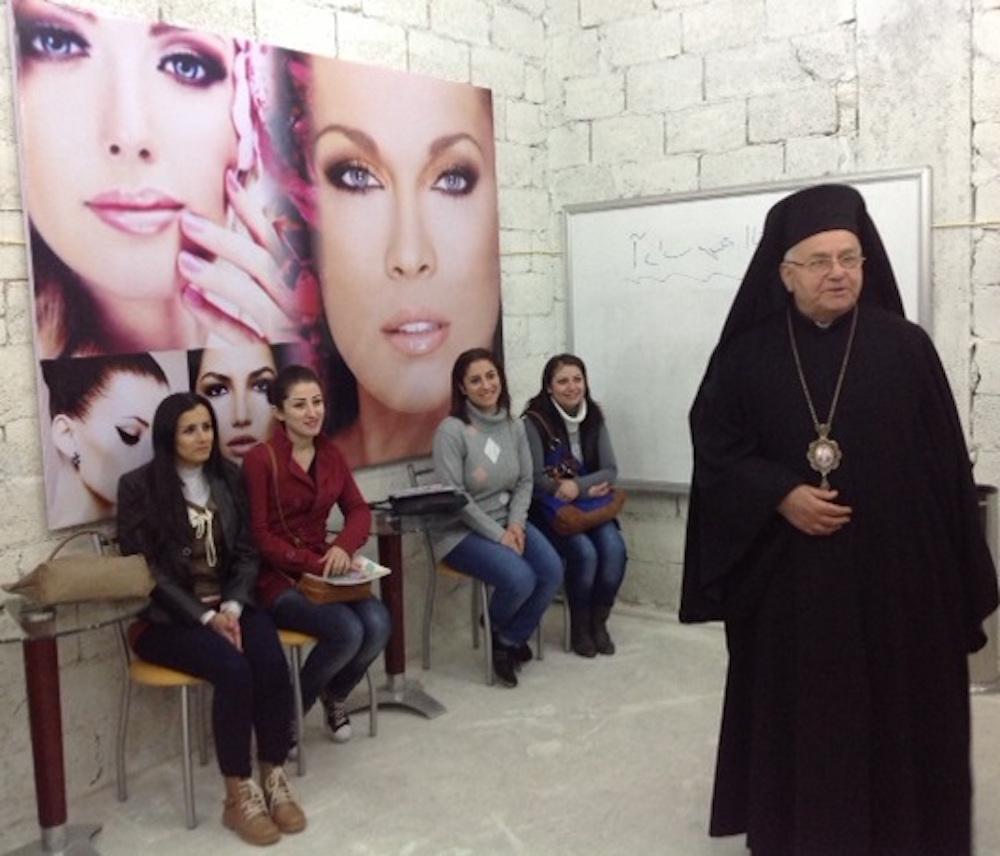 Archbishop welcomes trainees