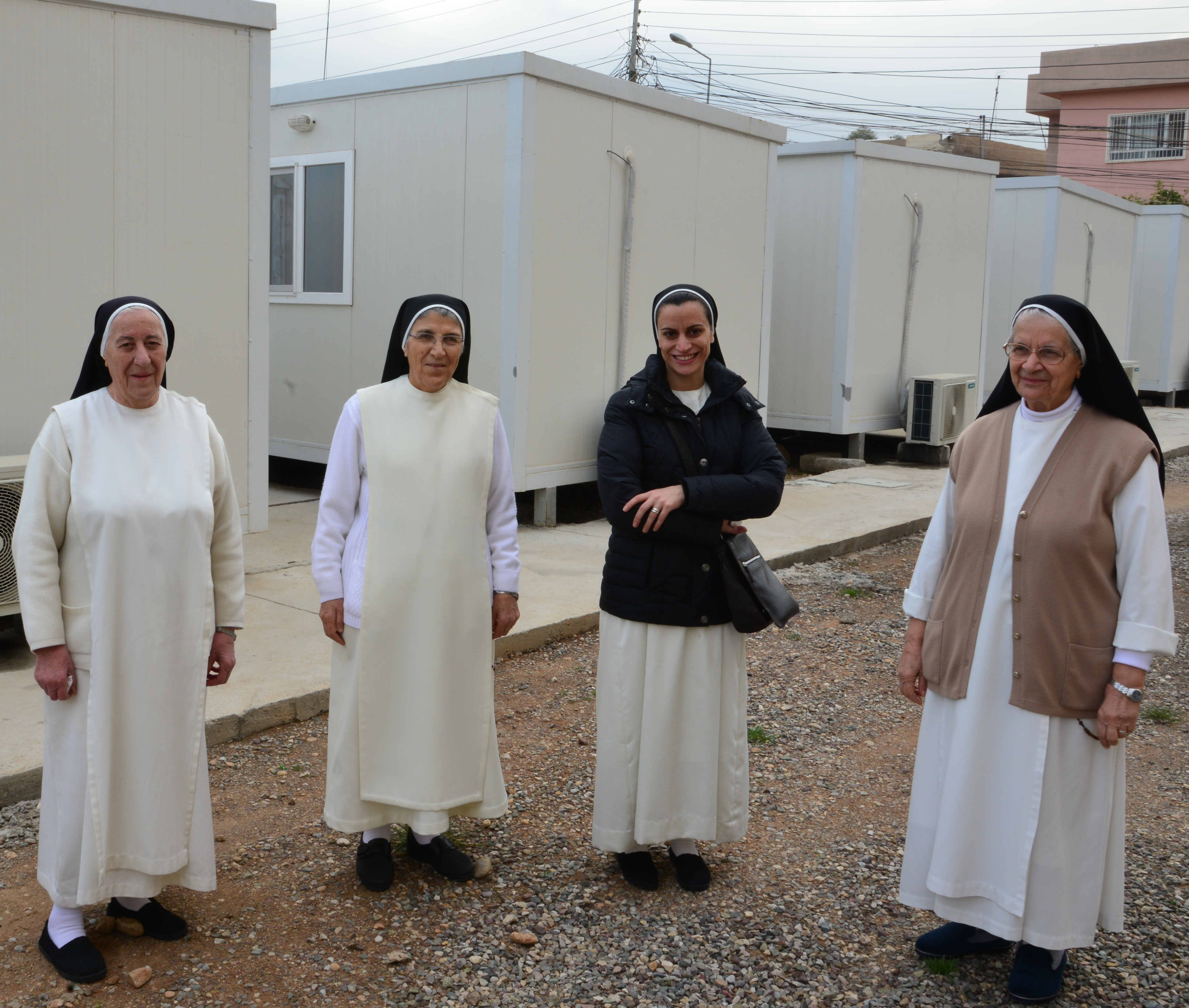 Dominican sisters in Erbil