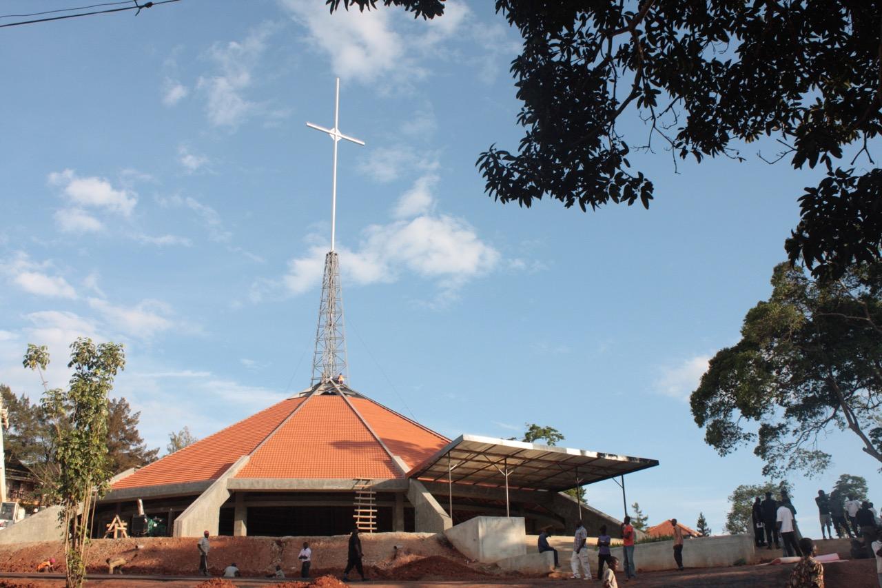 Martyrdom site of Uganda Martyrs