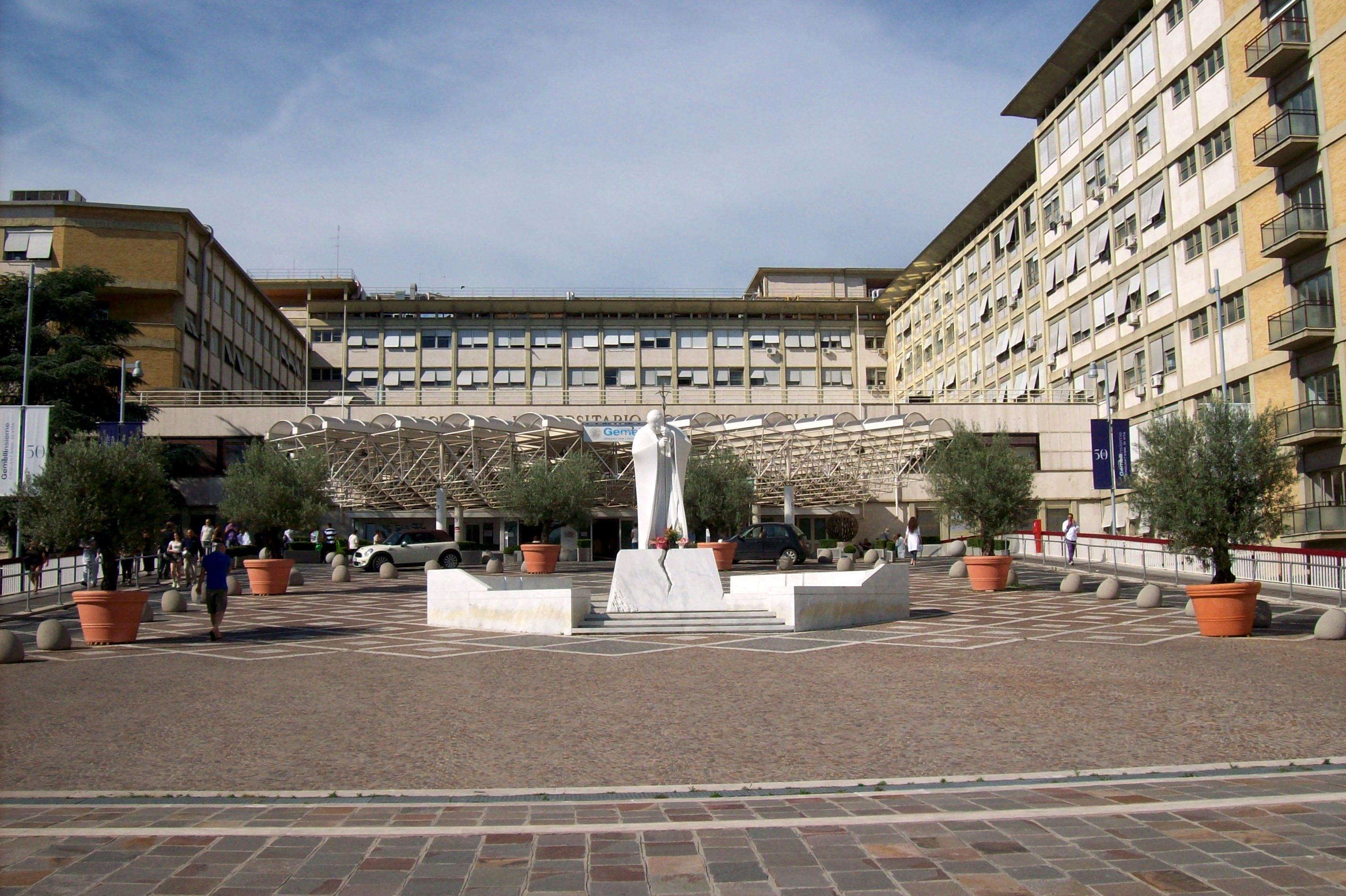 "University Policlinic ""Agostino Gemelli"" in Rome"