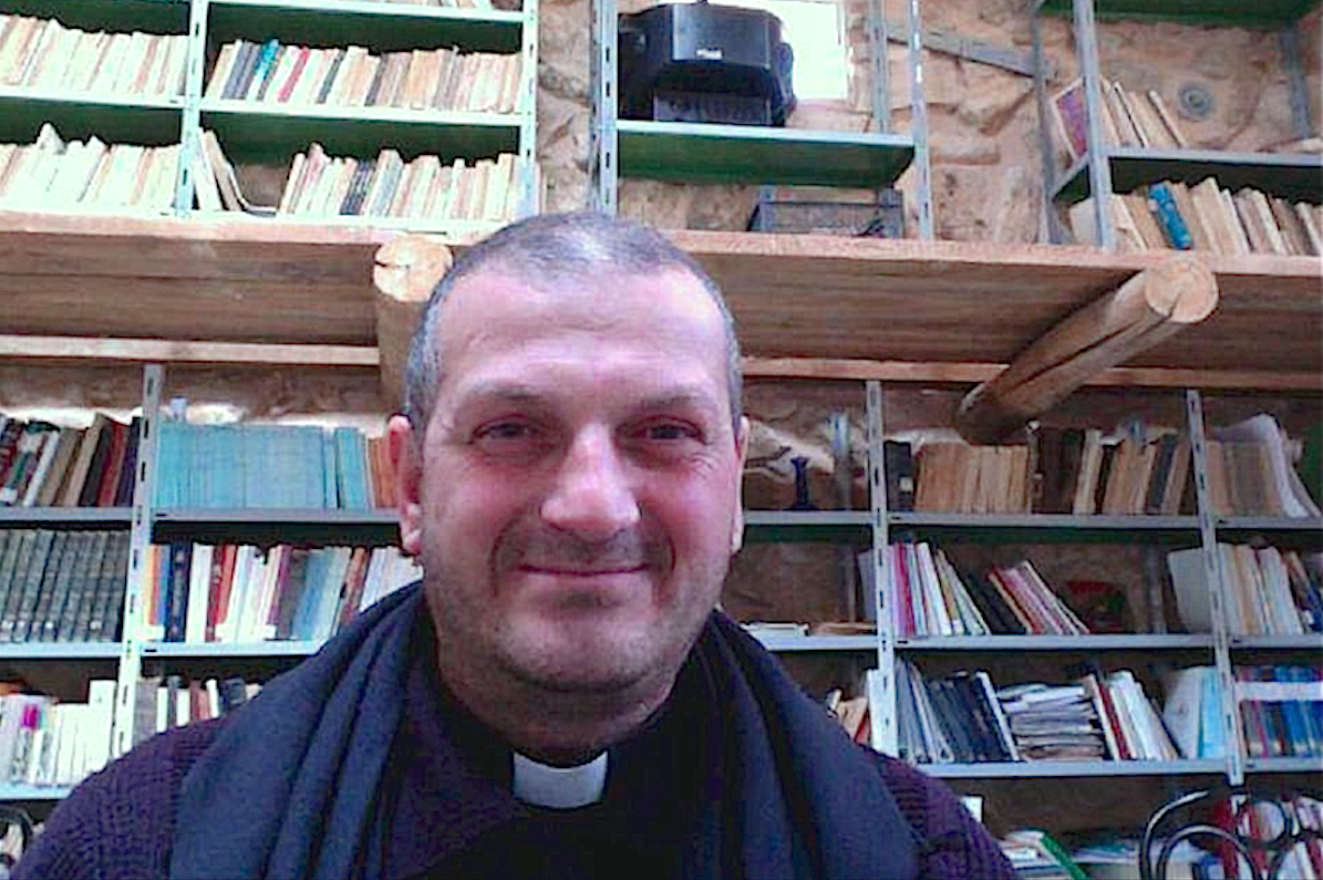 Father Jacques Mourad
