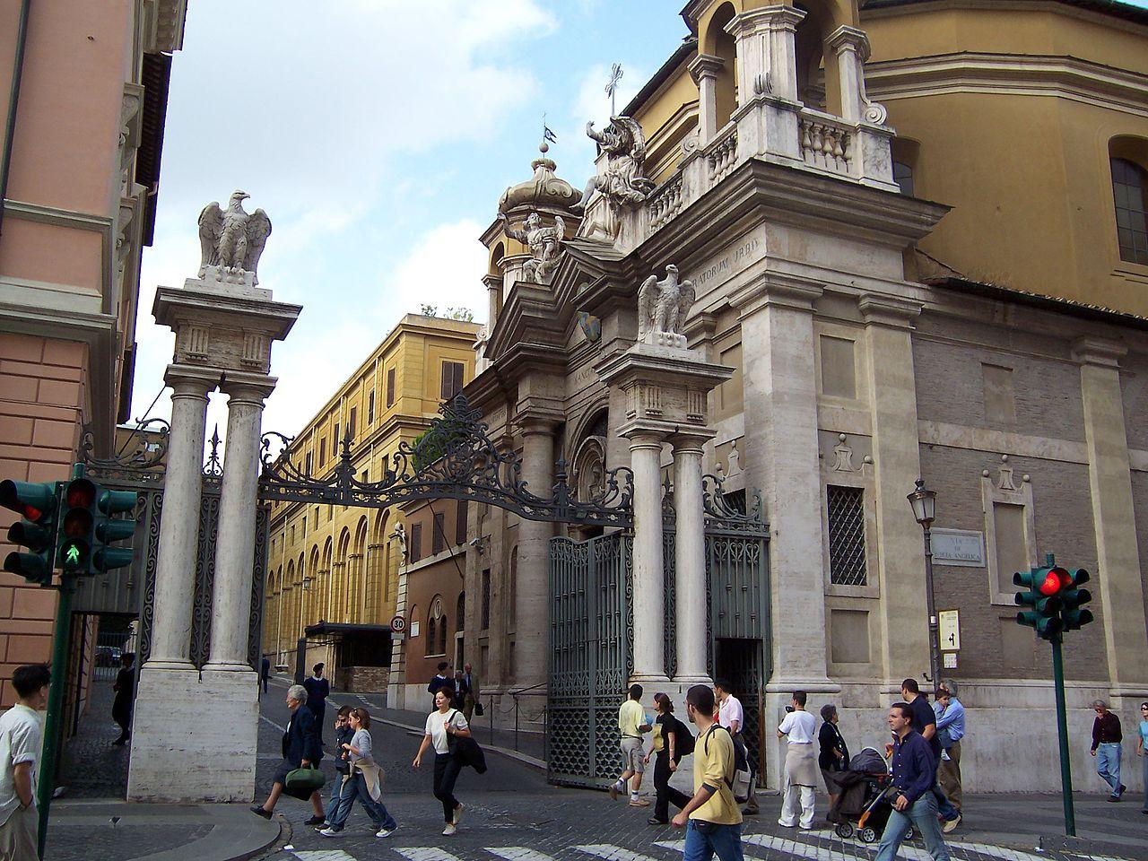 Parish Church of Saint Anne in the Vatican