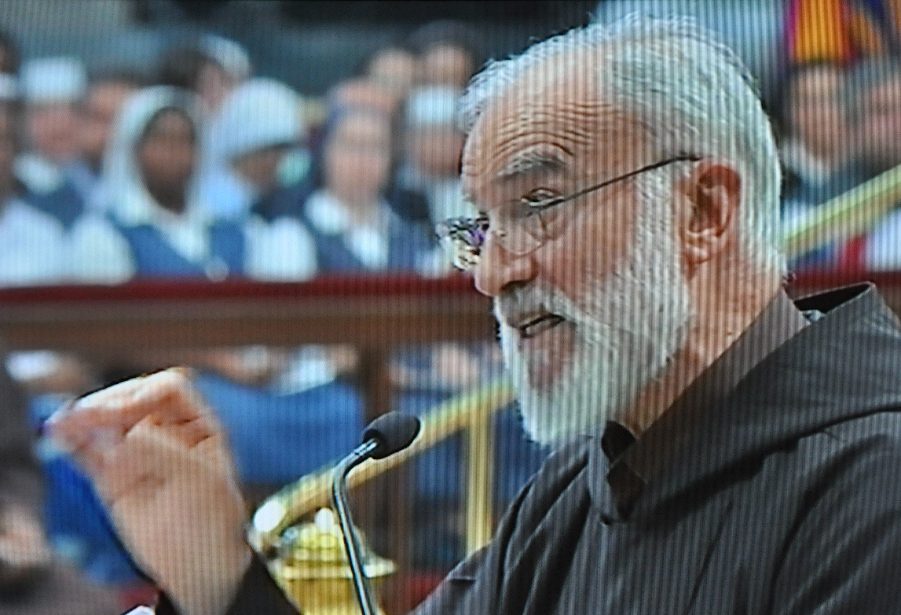 Raniero Cantalamessa in the predication of the Day to pray for the care of creation