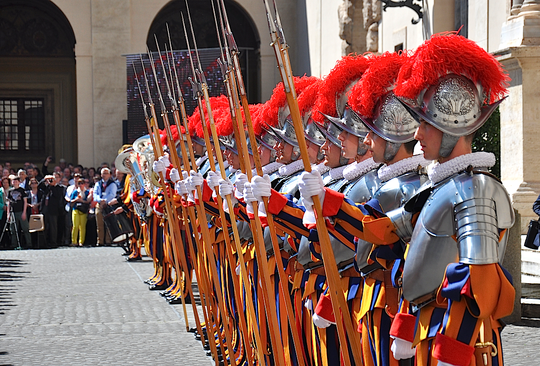 Swiss Guards (2014)