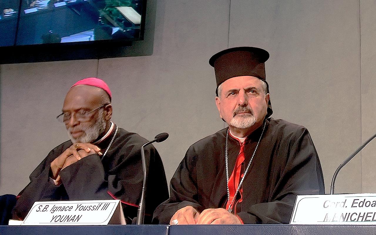 Mons. Ignace Youssif III Younan