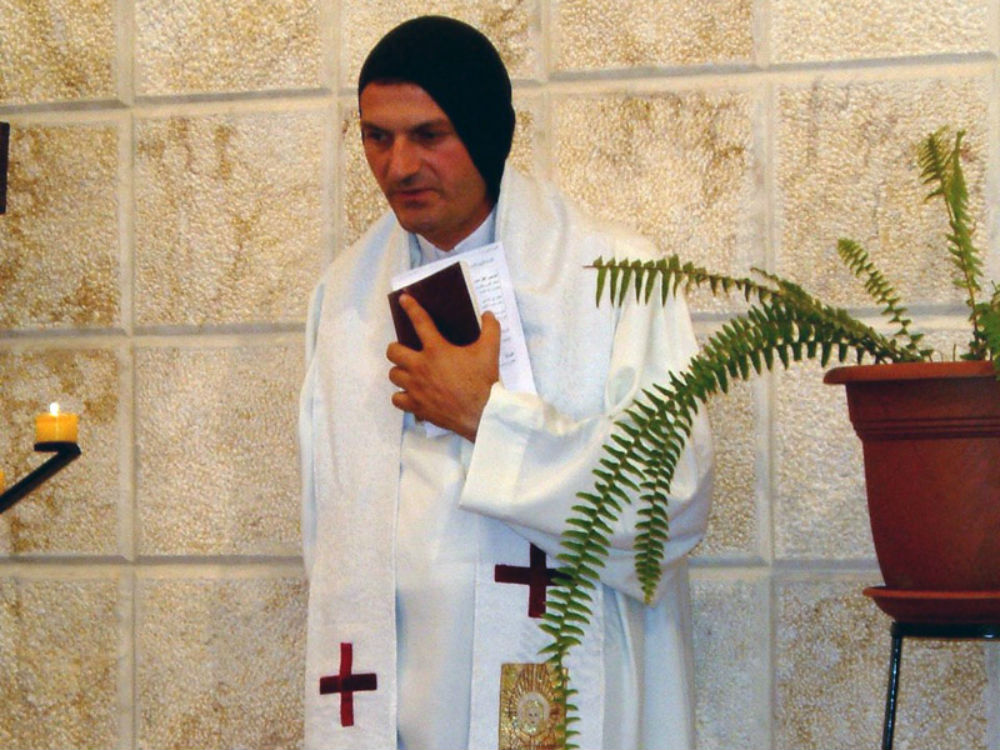 Fr. Jacques Mourad
