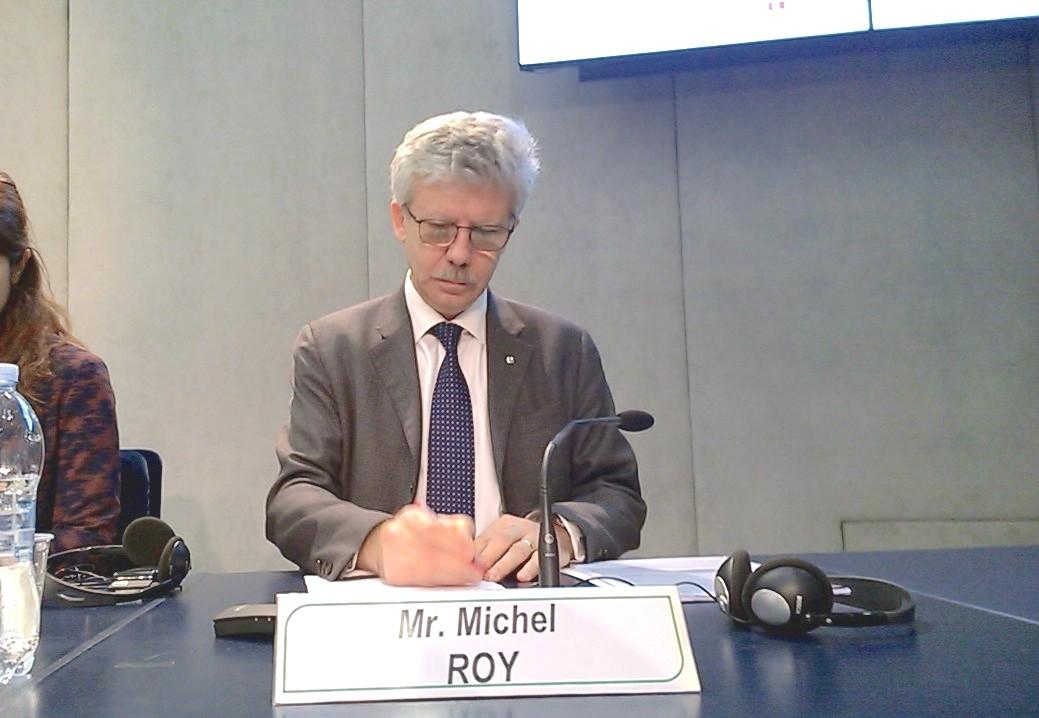 Michel Roy - 17 Dic. 2015
