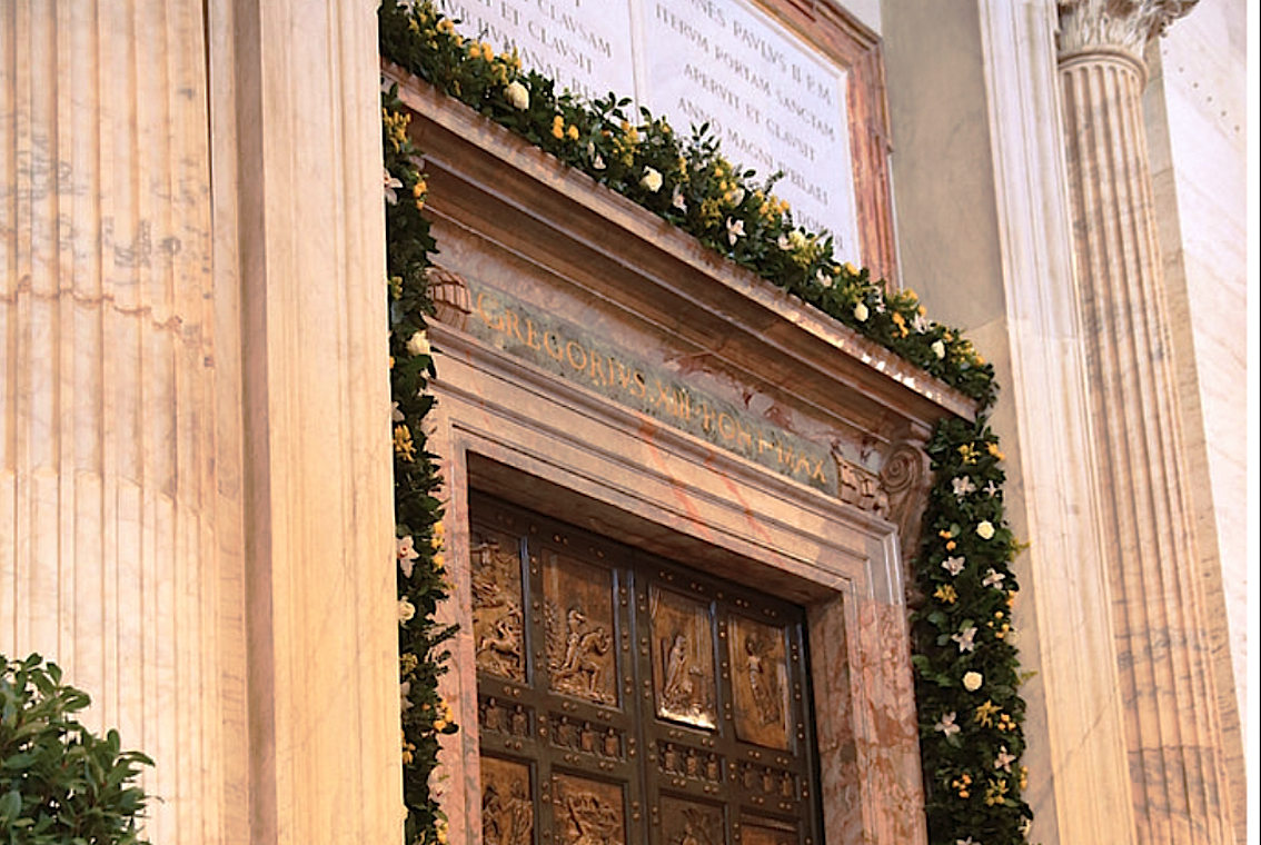 Jubilee of Mercy holy door