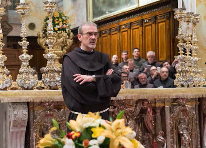 Father Pierbattista Pizzaballa- © Custodia Terrae Sanctae