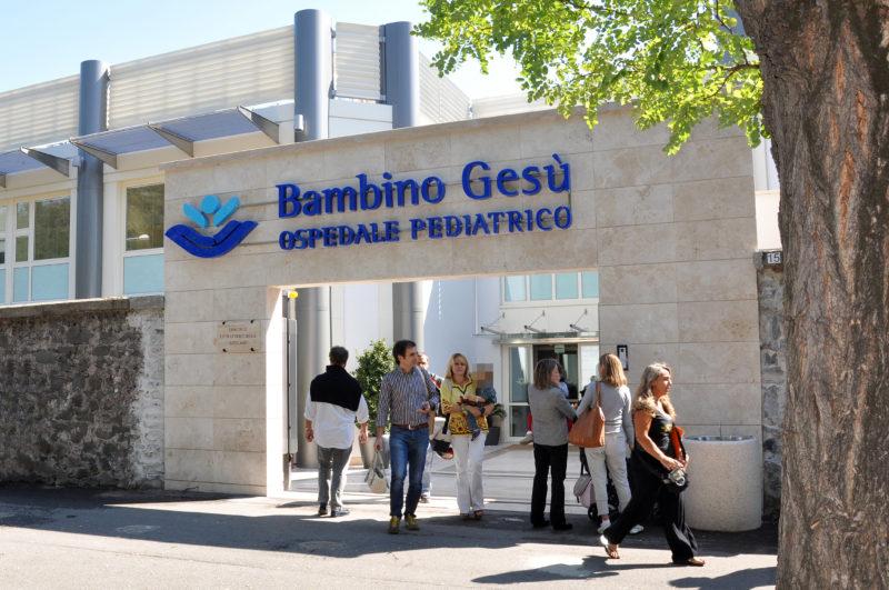"""Bambino Gesù"" Hospital @ Fondazione ""Bambino Gesù"""