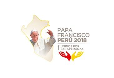 Pope Francis Peru Logo