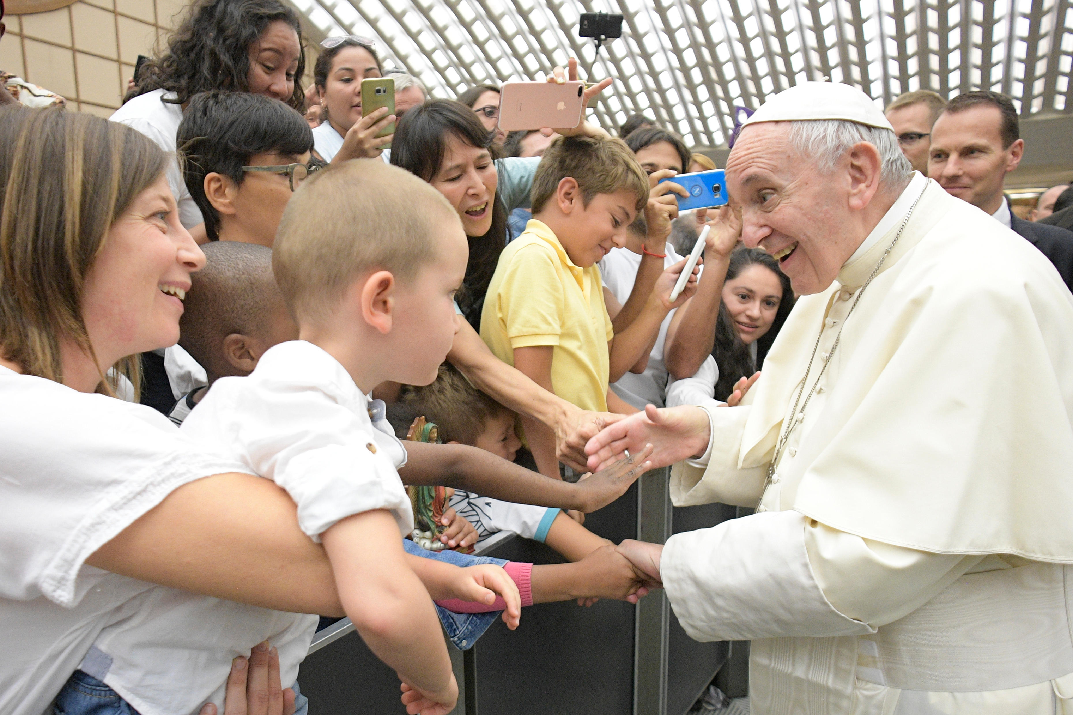 General Audience 23/08/2017 © L'Osservatore Romano