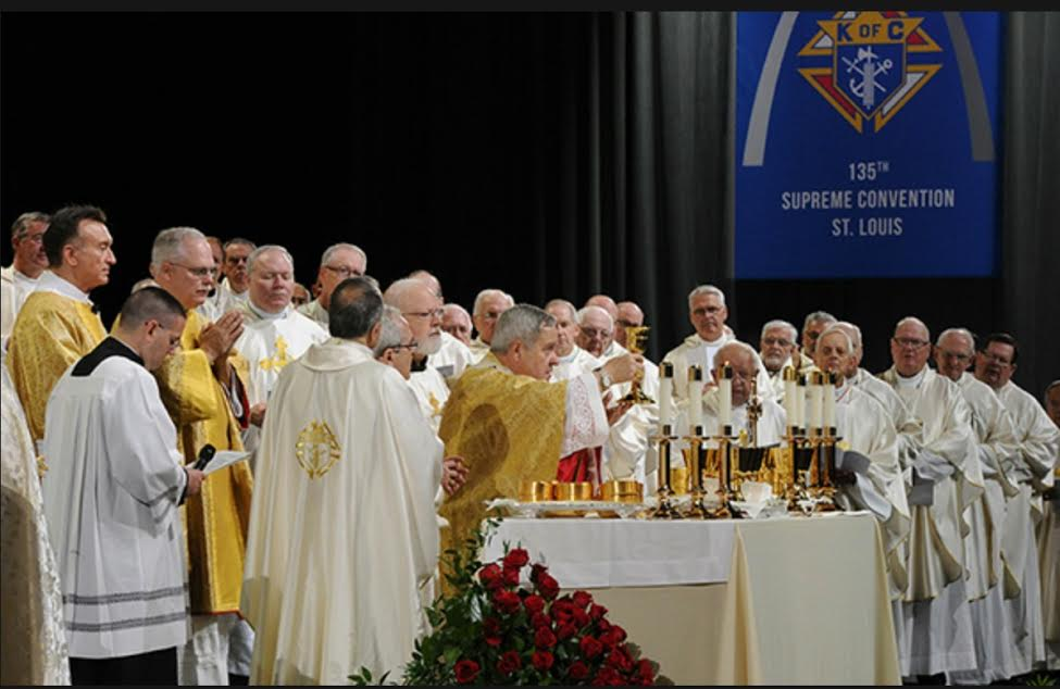 Knights of Columbus convention © kofc.org