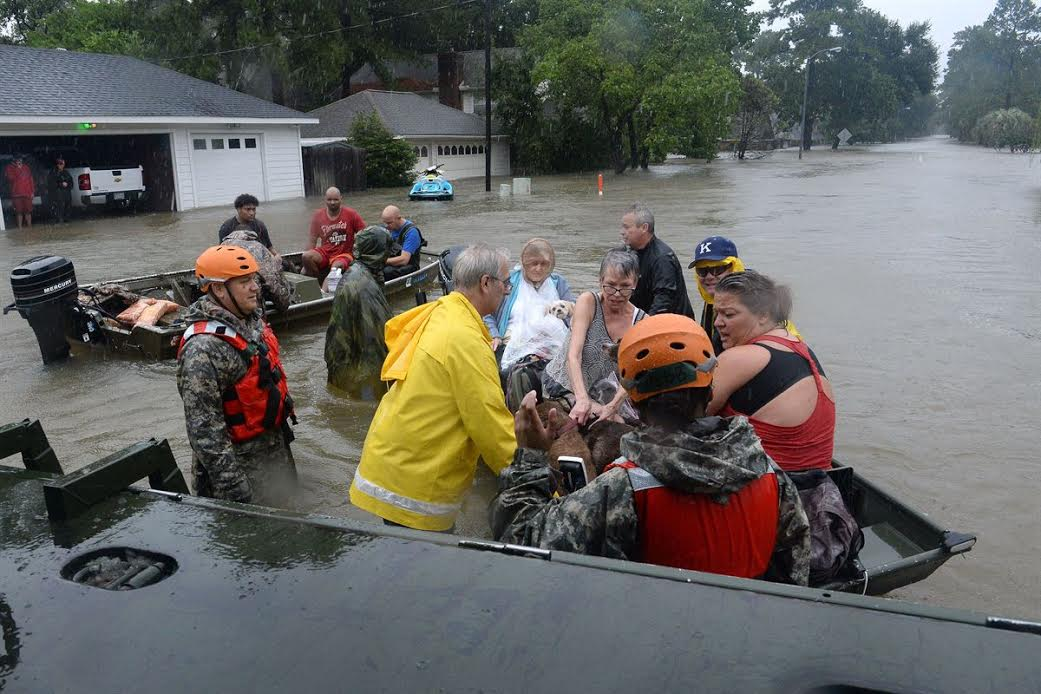 Harvey, Texas / U.S. Department Of Defense - Army National Guard, Photo By Capt. Martha Nigrelle