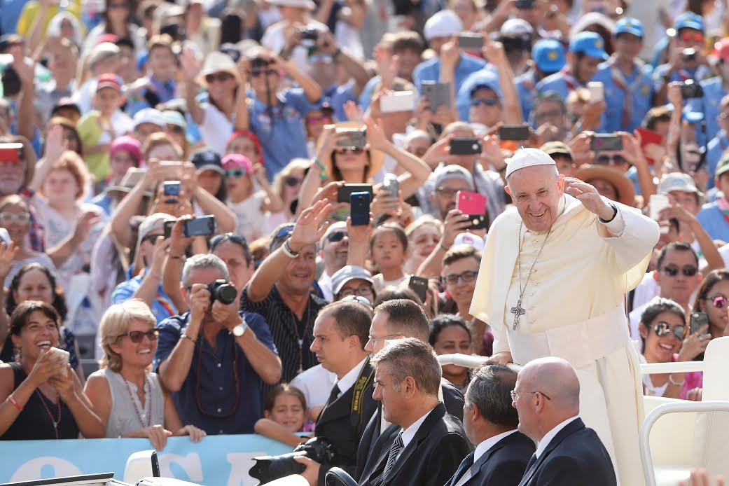 General Audience 30/08/2017 © L'Osservatore Romano