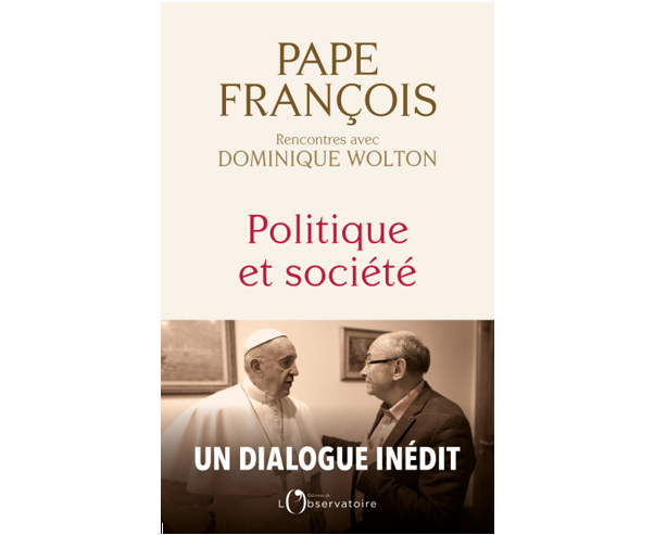 Pope Francis'Interview @ L'Observatoire