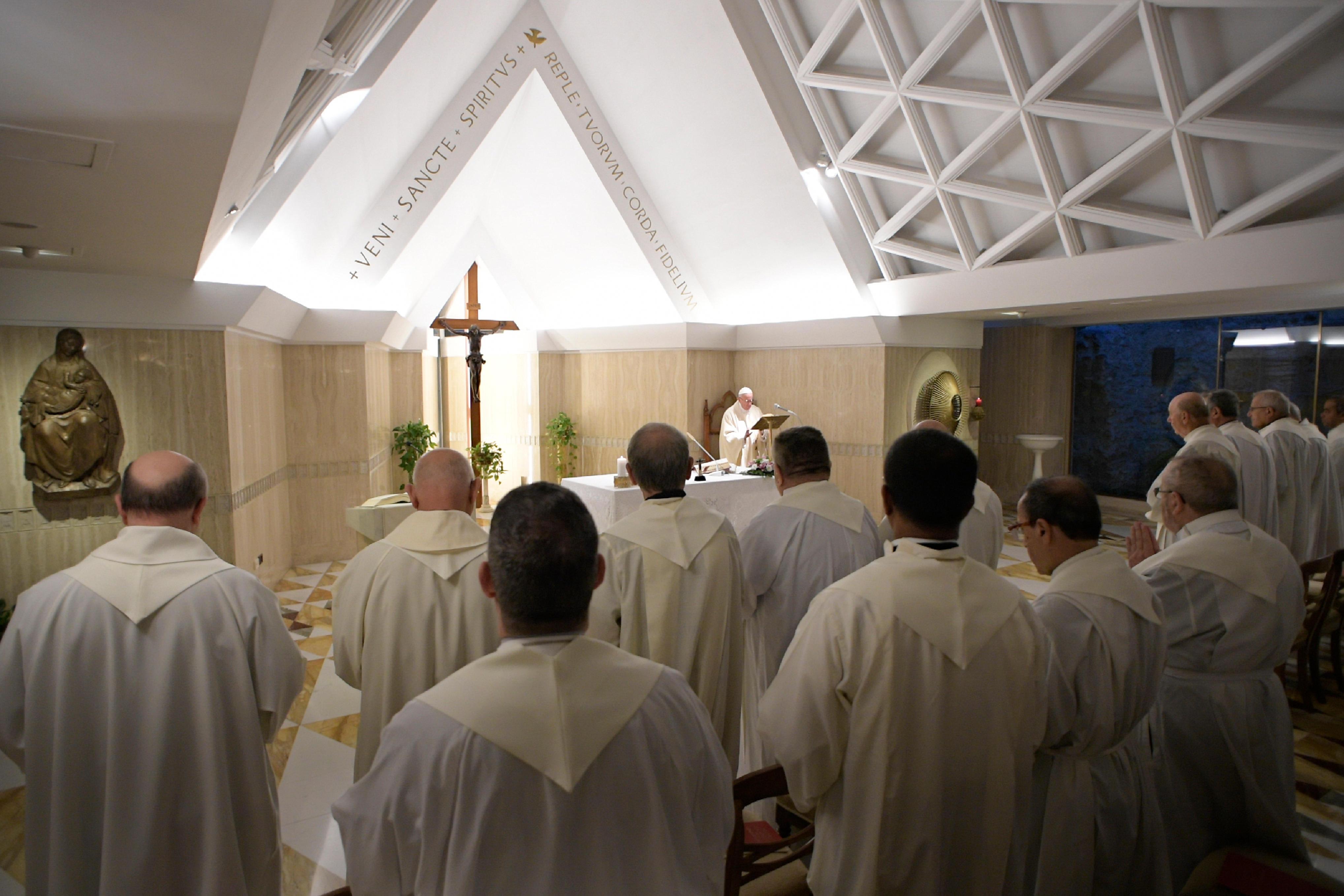 Santa Marta © L'Osservatore Romano