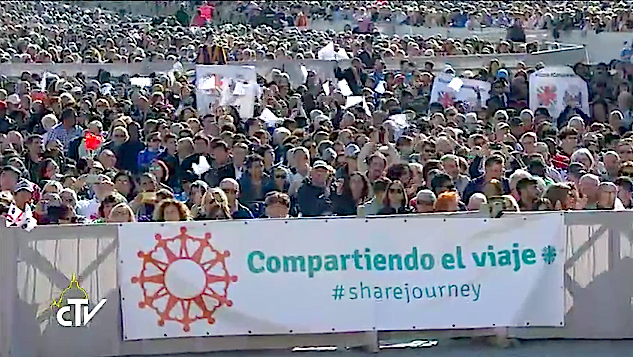 Share the Journey -- CTV Screenshot