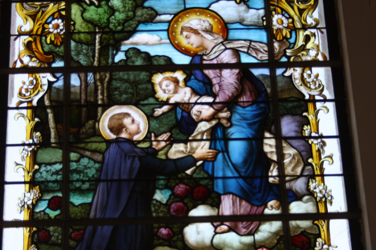 St Stanislas Kostka © Wikimedia Commons / GFreihalter