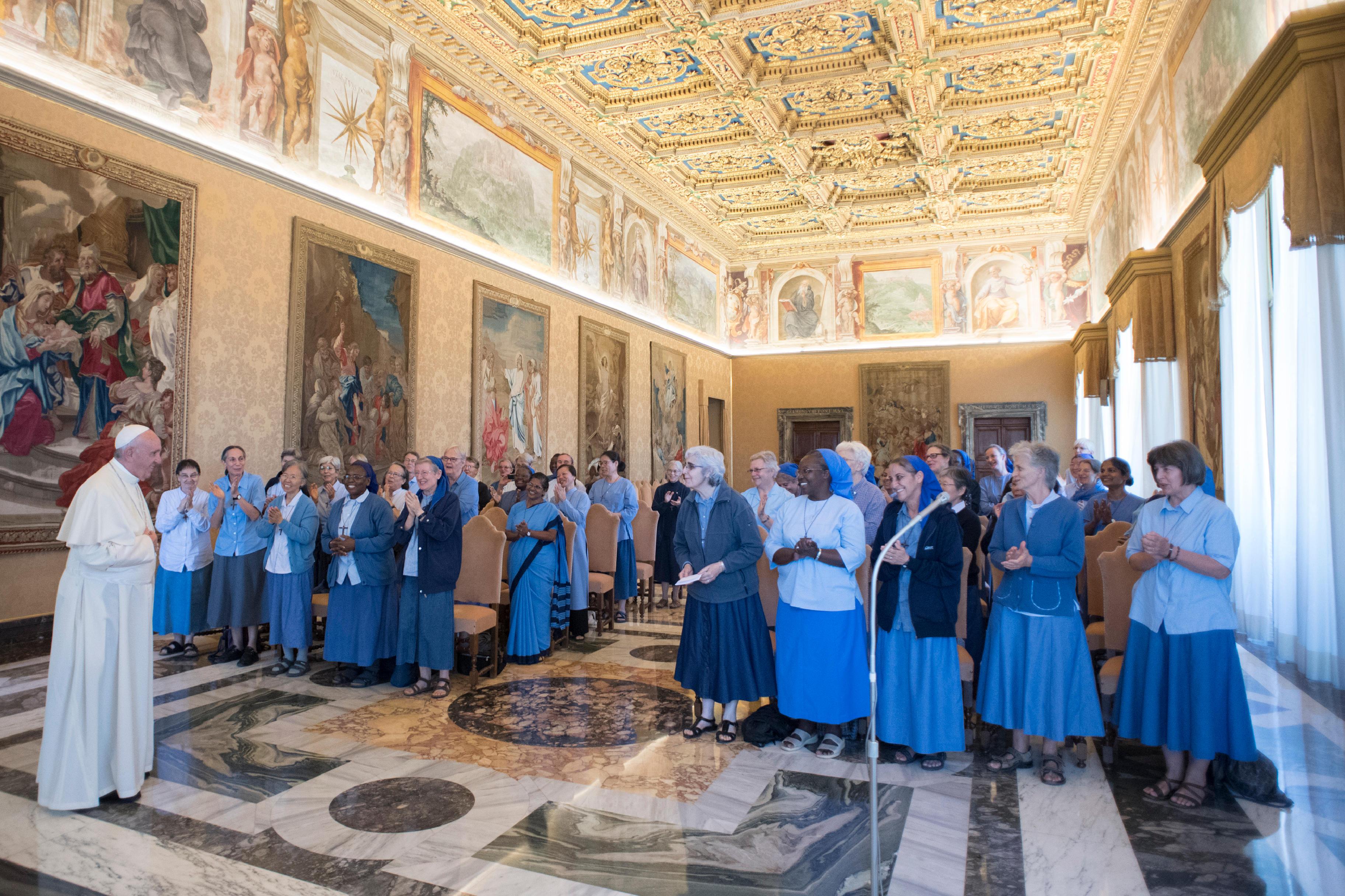 Little Sisters of Jesus © L'Osservatore Romano
