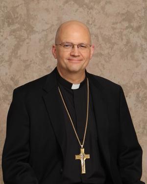 Bishop Edward J. Weisenburger -- official portrait