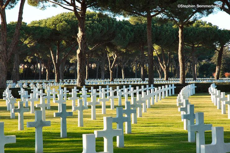 Cimetière Militaire Américain De Nettuno (Italie), Creative Commons, Stephen Sommerhalter