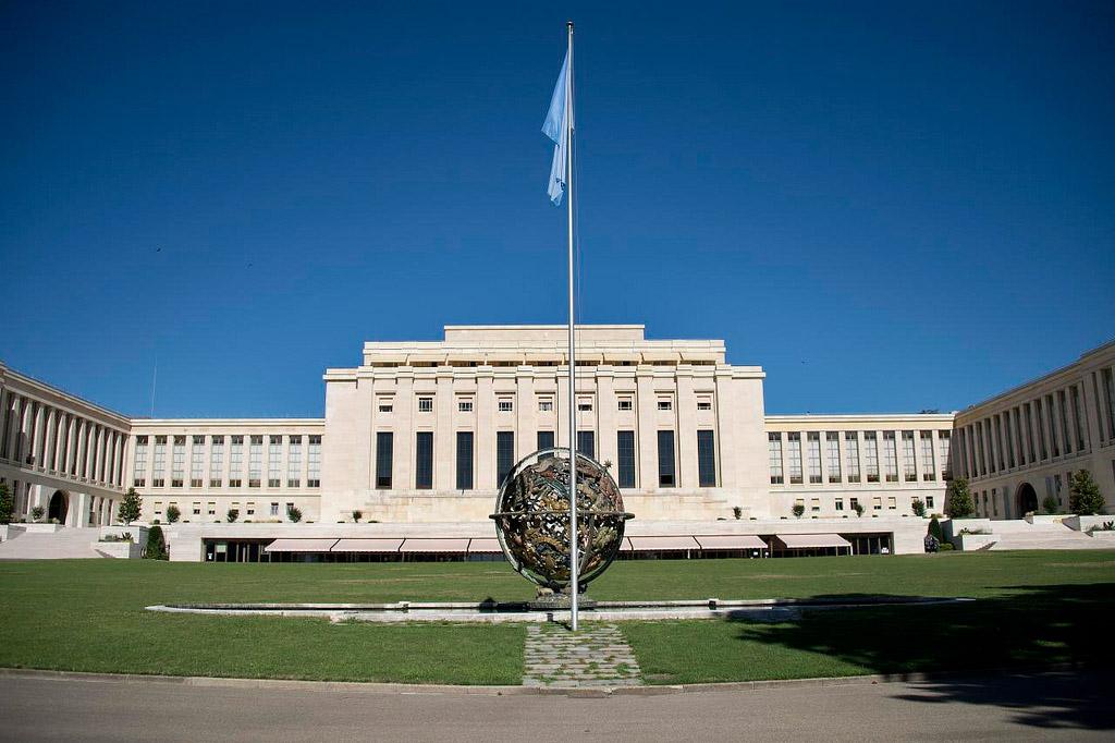 UN in Geneva @ ONU Jean-Marc Ferré