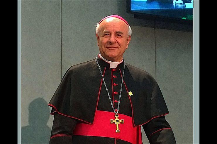 Archbishop Vincenzo Paglia (C) ZENIT - HSM