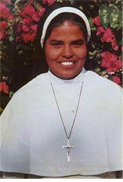 Sister Rani Maria Vattalil © CBCI