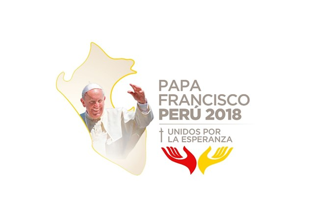 Peru: Pope Francis Is Given an Image of the 'Virgin of the Door'