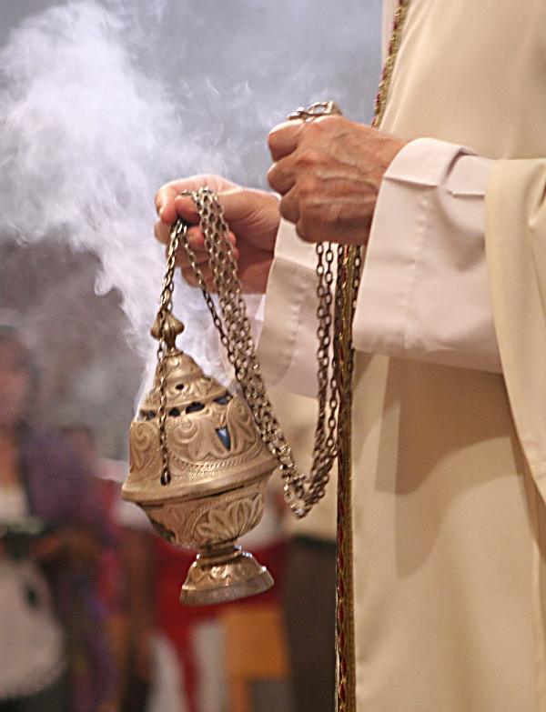 Swings of the Thurible - ZENIT - English