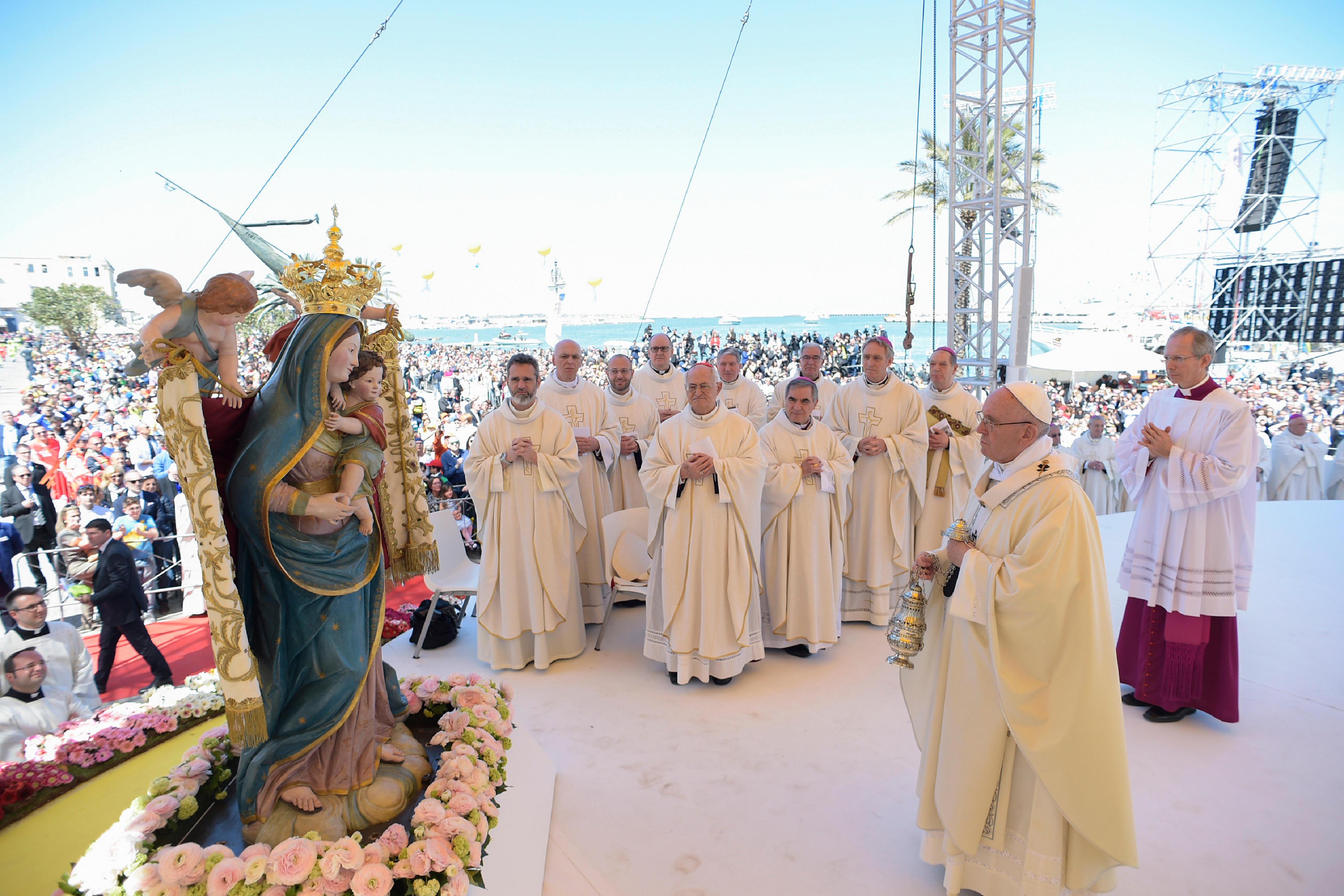 September 21 - Nativity of the Blessed Virgin Mary