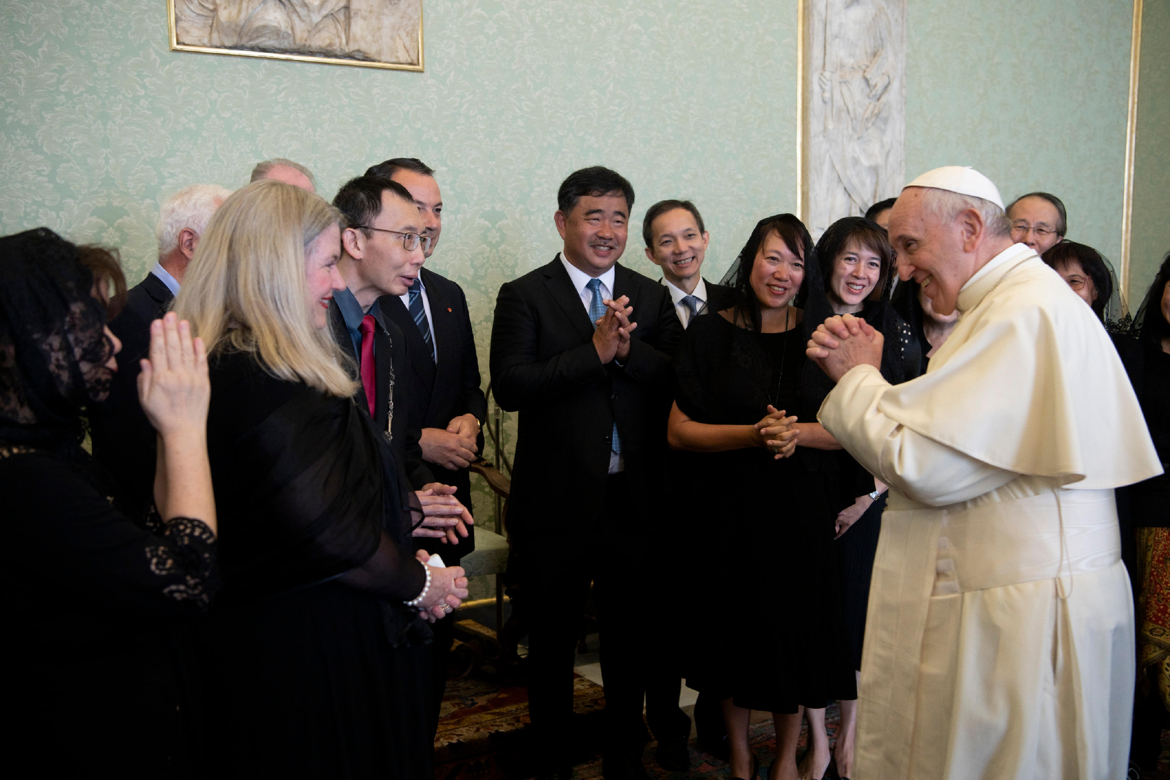 Pope Reminds Catholic Doctors Of Important Christian Witness Zenit