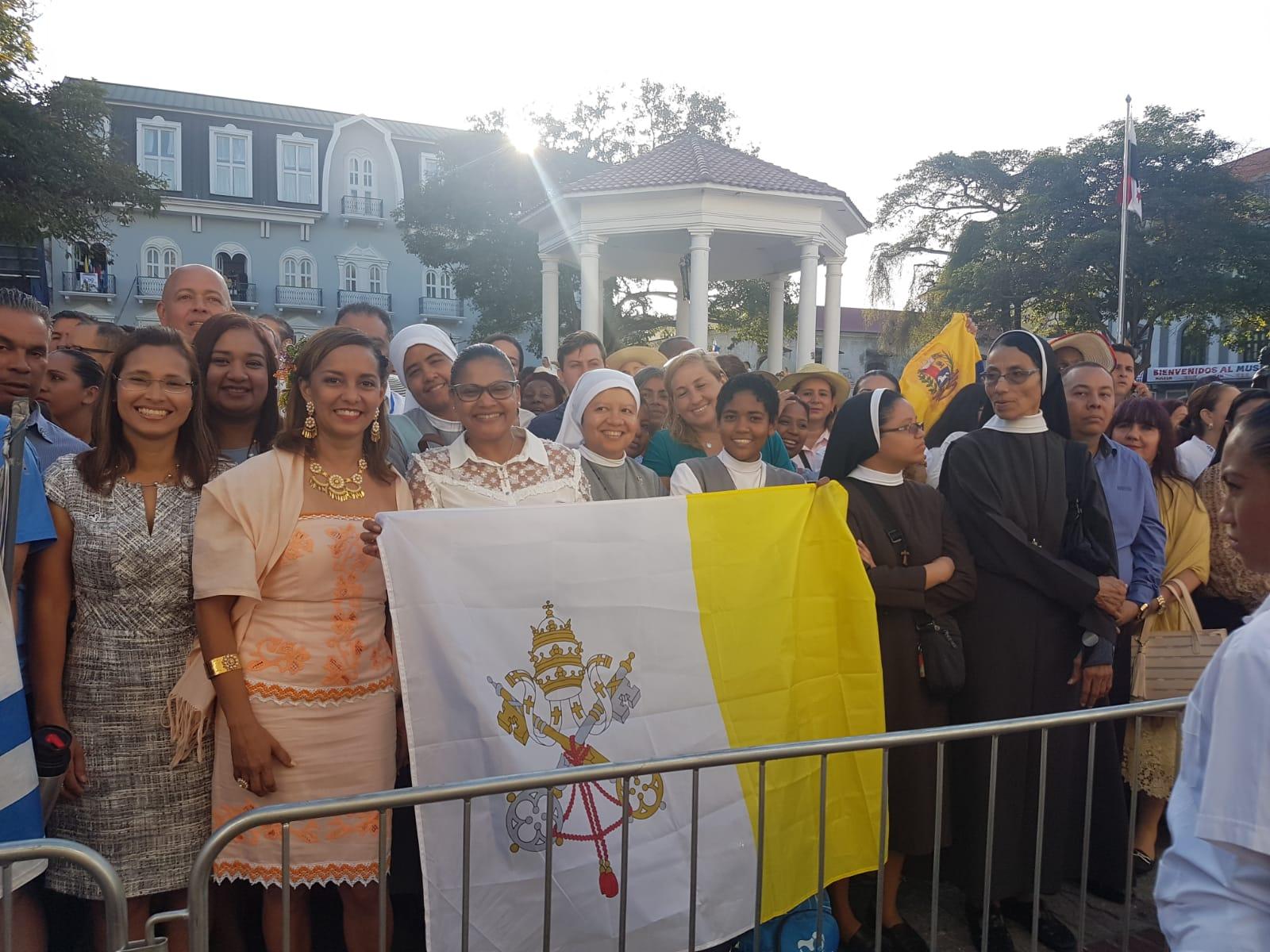 Pope S Homily At Cathedral Of Santa Maria La Antigua In Panama Full