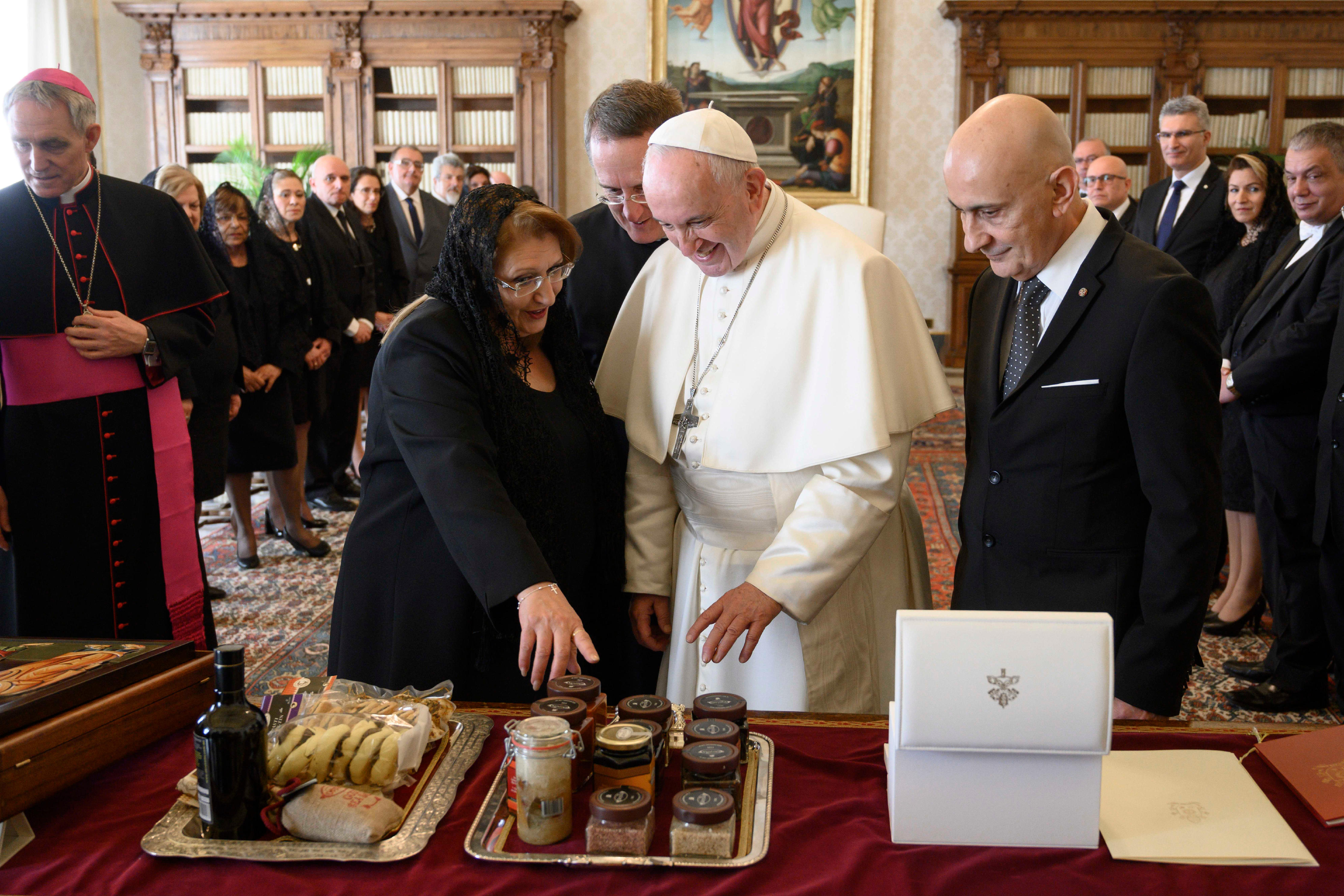 Catholicism's Centuries-long Contribution to Country of Malta, at Forefront of Pope's Meeting With President - ZENIT - English