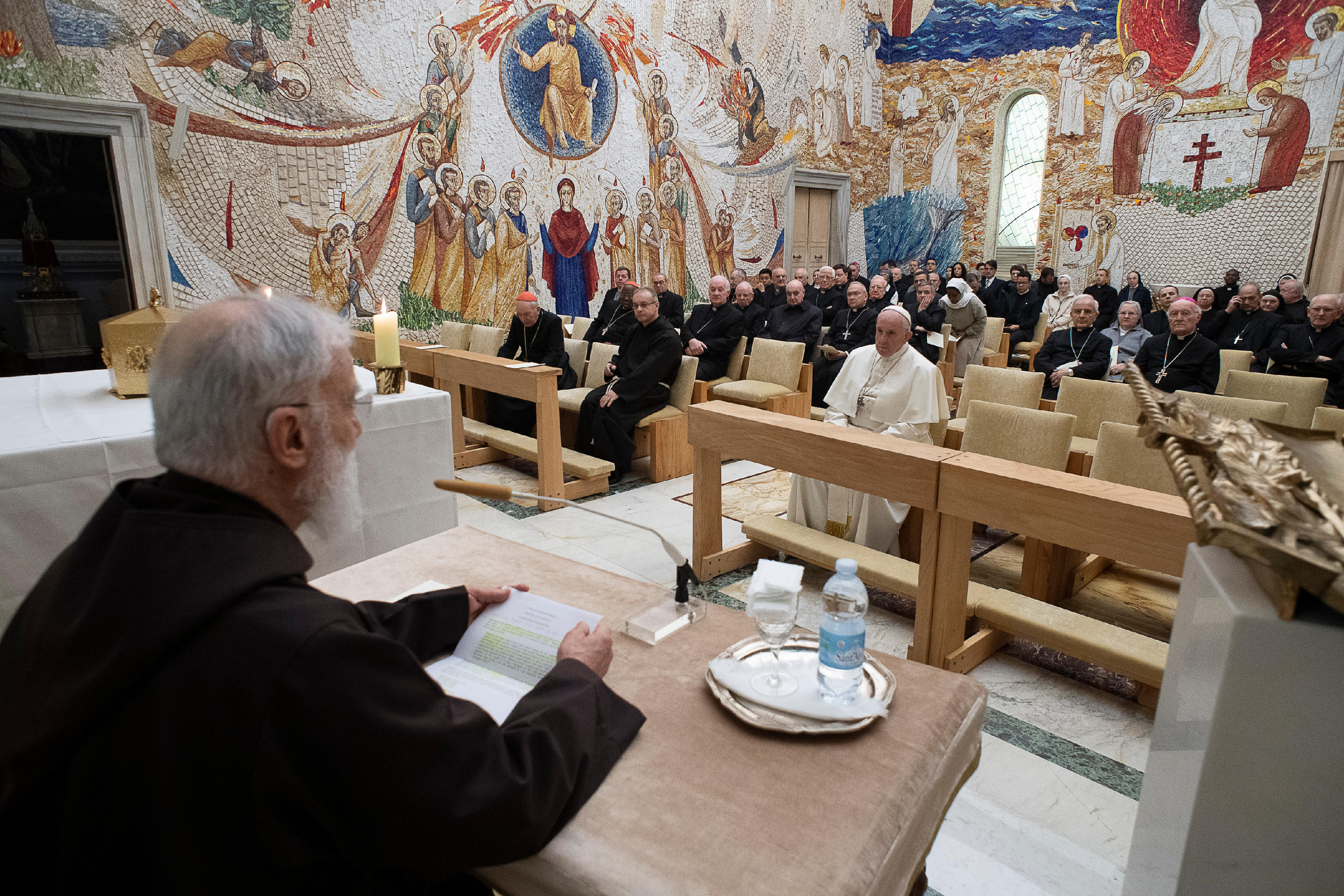 Father Cantalamessa's Fifth Lent Homily 2019 - ZENIT - English