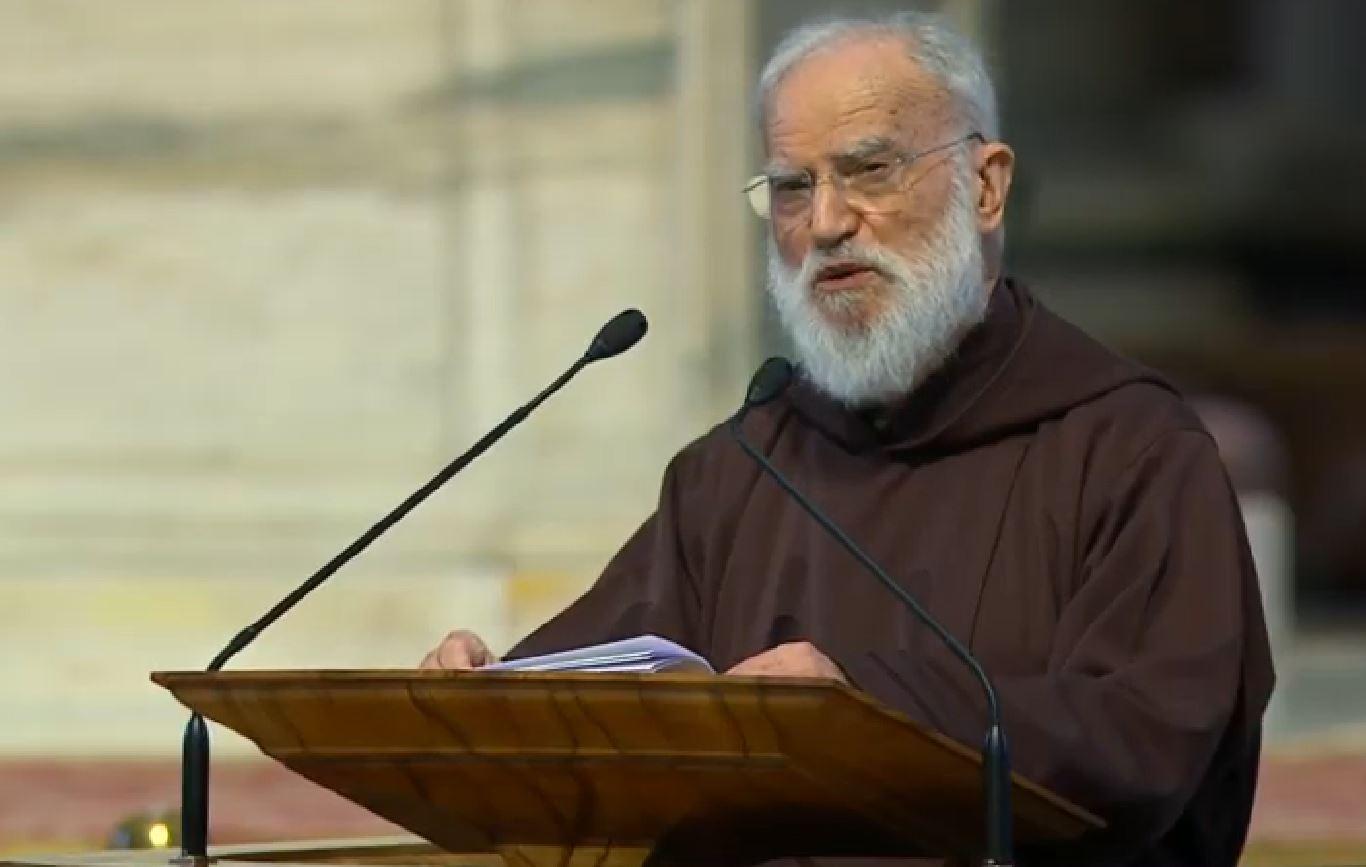 Father Raniero Cantalamessa's Sermon for Good Friday: 'He Was