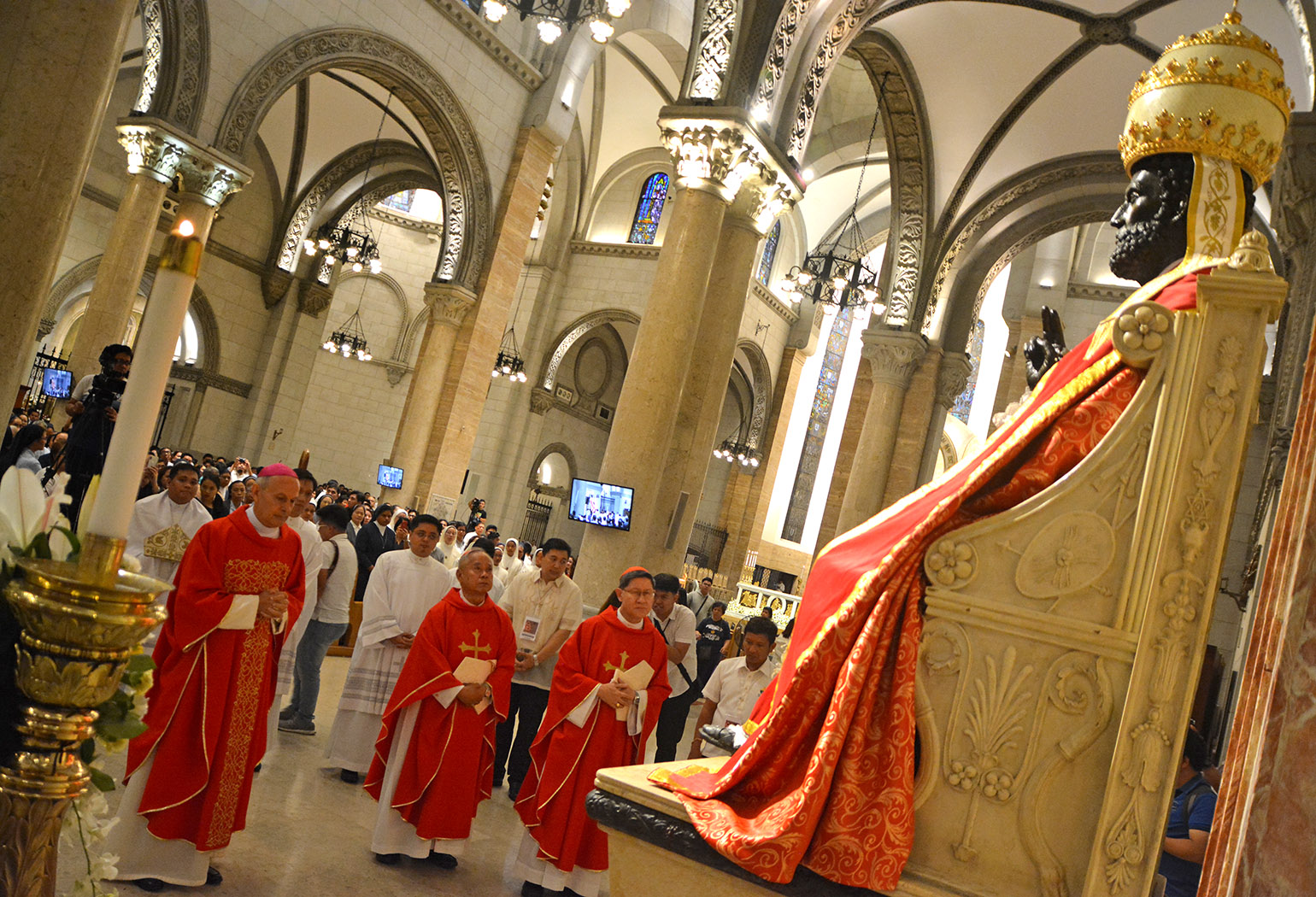 Cardinal Tagle Urges Openness to God - ZENIT - English