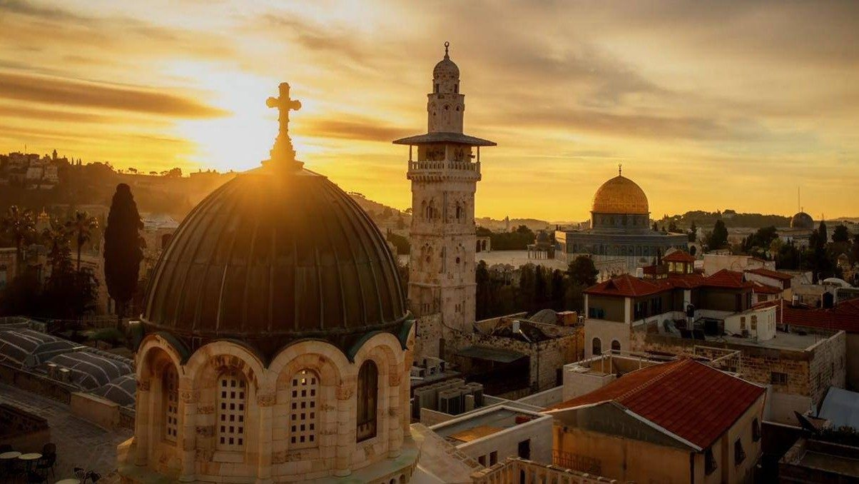 Israel and Palestine: The Holy See Reiterates Its Support of the ...