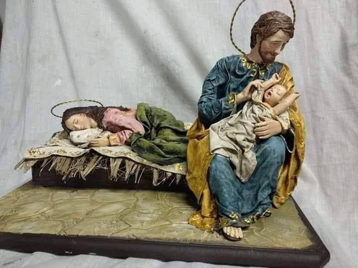 Ez a valódi betlehem, ahol alszik Mária