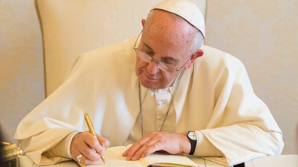 Pope's Message for Lent 2020