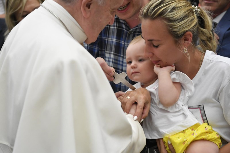 Day for Life 2020 in England and Wales Receives Apostolic Blessing from Pope Francis