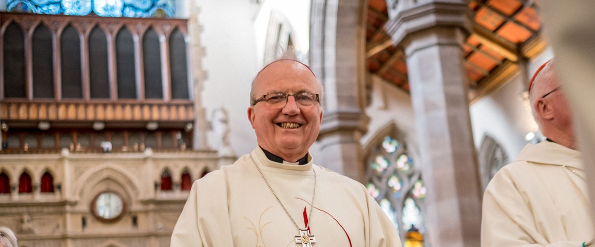 Homily of Bishop Donal McKeown for Twenty-Third Sunday in Ordinary Time