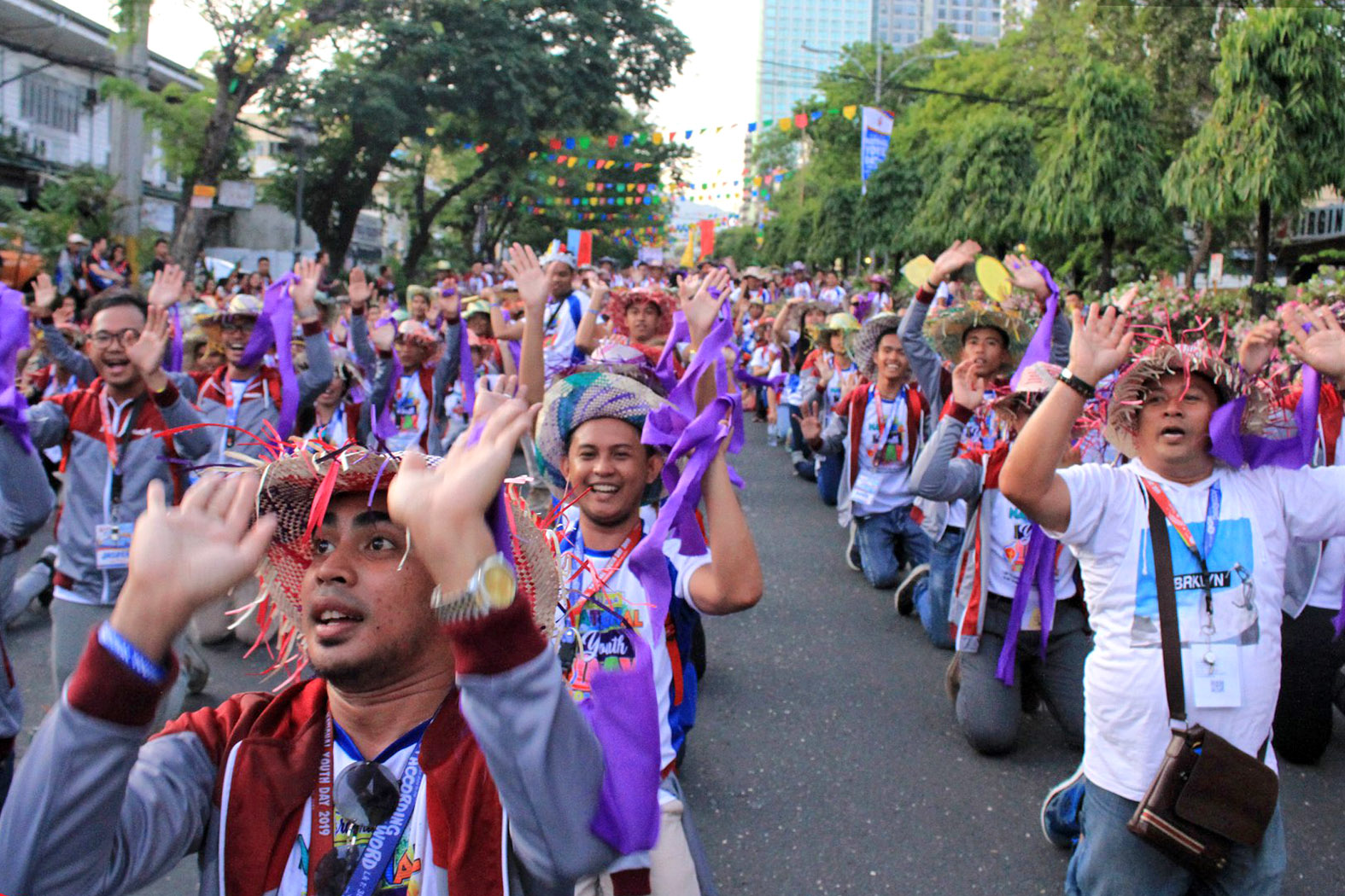 National Youth Day in Philippines Postponed to 2022